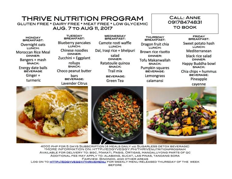 Aug 7 Reg Thrive