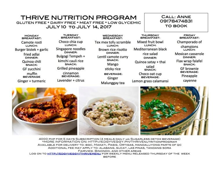 July10 Reg Thrive