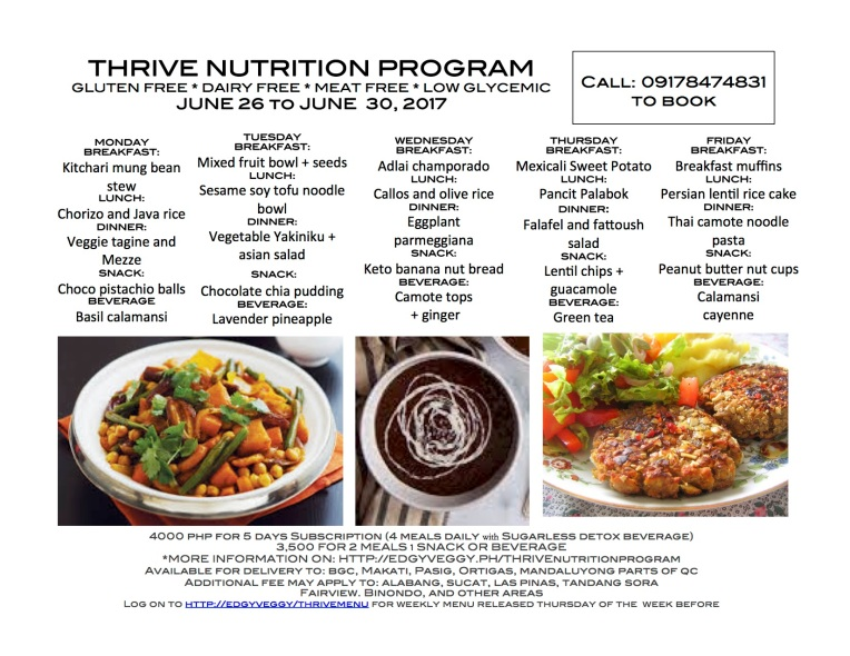 June 26 Reg Thrive